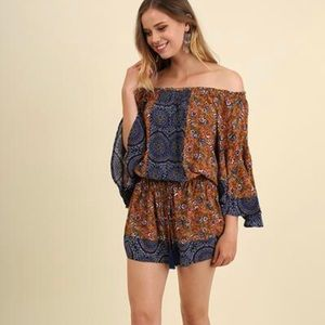 The Barletta Romper